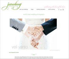 JuneBug Weddings Best of the Best 2012