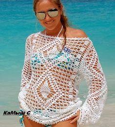 Crochê Gráficos: Saída de Praia