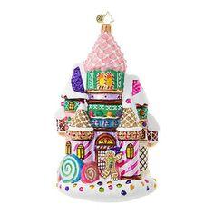 Image result for gingerbread santa's castle
