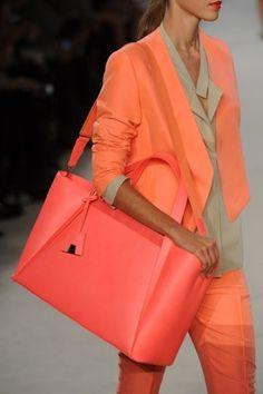 Akris Spring/Summer 2013 collection from Paris Fashion Week