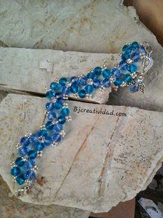Dama Azul Brazalete