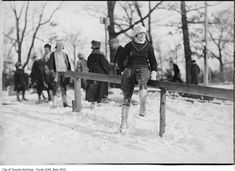 Vintage Photographs of Toronto Snow Storms that took place over the years including some of the aftermaths and how the city dealt with the snow. Toronto Snow, Toronto Ontario Canada, Snow Storms, Dear God, Vintage Photographs, Over The Years, Past, Retro, Couple Photos