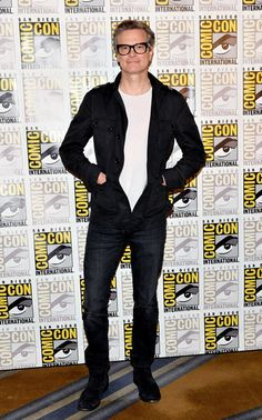 The Most Stylish Guys at San Diego Comic-Con 2017 Colin Firth, Kingsman Movie, London Film Festival, English Men, Military Fashion, Military Style, Men Fashion, San Diego Comic Con, Dressed To Kill