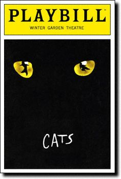 Based on 'Old Possum's Book of Practical Cats' by TS Eliot and my All Time Favorite