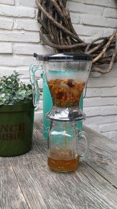 Eistee mit der Magic-Tee filter