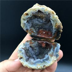 Check out this item in my Etsy shop https://www.etsy.com/ca/listing/482970282/geode-ring-box-display