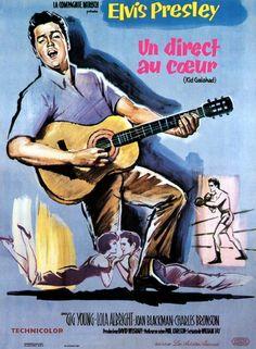 Un direct au cœur (titre original : Kid Galahad) est un film américain réalisé par Phil Karlson, sorti en 1962. Un mécanicien (Elvis Presley) nommé Walter Gulick devient en peu de temps champion de boxe. Entrainé par un ancien boxeur (Charles Bronson), il n'aspire qu'à une chose : ouvrir son propre garage et épouser la jeune Rose.