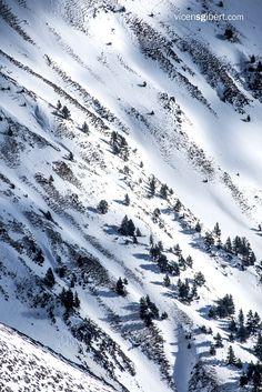 CATALONIA, Landscapes Pyrenees Tosa d'Alp 2535m #mountain #pyrenees #catalonia #snow #landscape #winter #lamolina