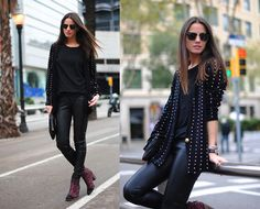 Leopard Boots (by Zina CH)