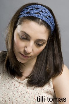 Ravelry: Crochet Headbands pattern by Kristin Omdahl
