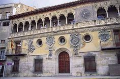 Ayuntamiento de Tarazona Zaragoza España.