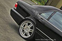 93er Mercedes S600 Brabus 7.3S in Bestform