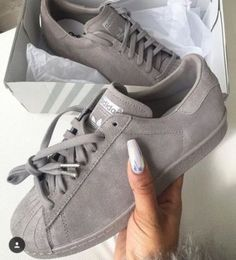 adidas gray- Adidas boost running shoes www.justtrendygir... Adidas Women's Shoes - http://amzn.to/2hIDmJZ