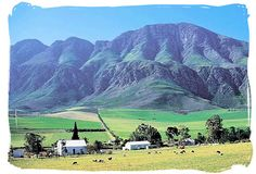 Farm at the foot of the Langeberg mountains not far from Swellendam South Africa Tours, Cape Town South Africa, Worcester, Berg, Africa Travel, Outdoor Living, Beautiful Places, National Parks, African