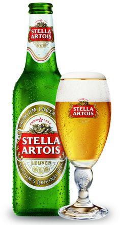 Stella artois Havana Beach, Beer Pictures, Malted Barley, Beers Of The World, Natural Preservatives, Craft Beer, Beer Bottle, Brewing, Alcoholic Drinks