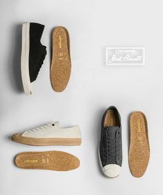Converse Jack Purcell Cork