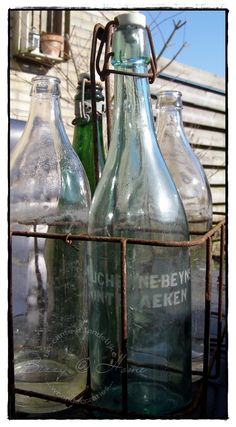 Bizzy @t home: brocante