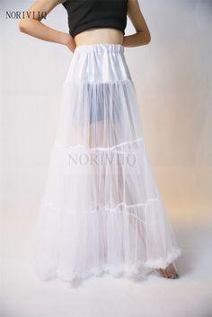 3 Couche RUFFLE jupon peticoat jupon slip 40 s 50 s Rock Roll Fancy Dress
