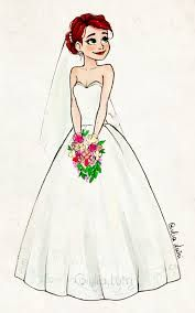 America Singer on her wedding day <3  Maxon and America :3