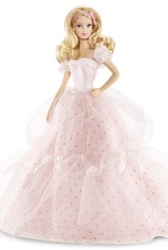 Birthday Wishes Barbie Doll - Collectible Barbie Dolls | Barbie Collector