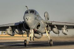 Grumman Ea-6B Prowler by MatthewPHX
