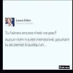 #citation #phrase #amour #texte #message #..... Sad Quotes, Best Quotes, Life Quotes, Love Hurts, Sad Love, Message Triste, Snapchat Quotes, French Quotes, Hurt Feelings