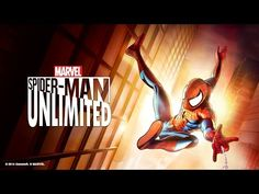 Spider-Man Unlimited 1.6.1b MOD APK Android Modded Game - AndroidMobileZone.com