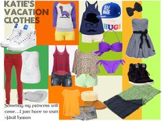 """Katie Vacationing"" by jewelroxx ❤ liked on Polyvore"