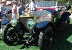 1913 Tourer by Brewster (chassis 2477)