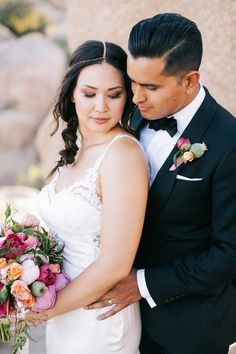 Daniel and Sarina are not only our clients but some of our closest friends! Check out their wedding in Palm Springs, CA!