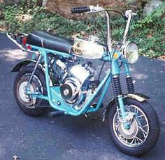 SCAT CAT MINIBIKE | Hooked on Minibikes | Pinterest ...
