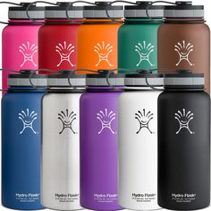 Hydro Flask Insulated Bottles