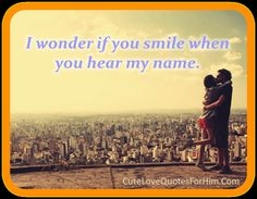 love quotes and love sayings for your sweetheart. In order to show your love and feelings. If you are in love, you have to believe that every problem disappears and you can solve everything. You And I, I Love You, My Love, Cute Love Quotes For Him, Believe In Yourself Quotes, Your Smile, Romance, Feelings, Sayings