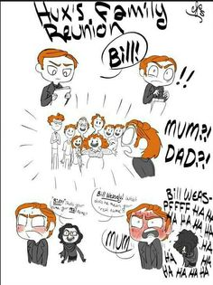 Did Bill Weasley join the dark side? >> This is one of the greatest things I have ever seen