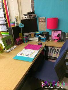 138 best desk organization images classroom organization rh pinterest com Classroom Desk Layout Classroom Organization Supplies
