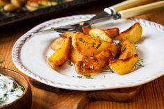 Greek roast Potatoes
