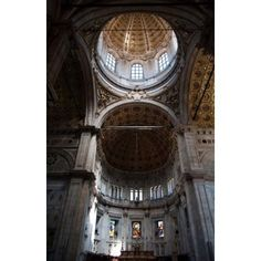 Interiors of Como Cathedral Como Lombardy Italy Poster Print by Panoramic Images (24 x 36) #italianinteriordesign
