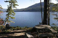 Lake Cushman, WA - 1.4 acres,