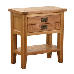 Vancouver 1-drawer End/ Side Table