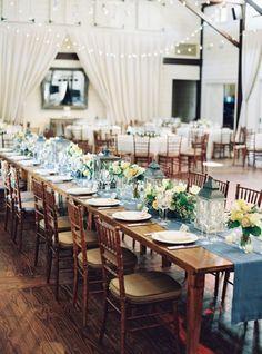 Lassen Sie sich von diesen Ideen zur himmlischen Hochzeitsfarbe Blau inspirieren! Image: 1