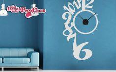 Un original diseño de reloj que te aportará elegancia y clase.