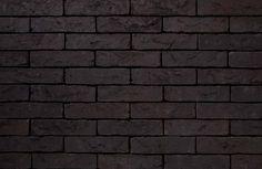 Zwarte anthraciet baksteen - Morvan WS Vandersanden