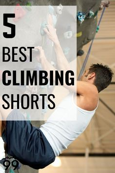 Climbing pants are great to wear during the colder seasons, but when it gets hot it feels great to climb in a pair of shorts. We've compiled the list of the best rock climbing shorts on the market, including the best women's climbing shorts! Climbing gear I Rock climbing for women I Rock climbing tips I Bouldering training I Rock climbing training I