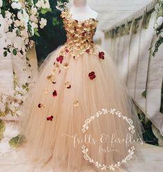 Champagne and Wine One Shoulder Flower Girl Dress/Bridesmaid Dress Wedding Dresses For Girls, Girls Dresses, Flower Girl Dresses, Prom Dresses, Dress Prom, Wedding Outfits, Tea Length Bridesmaid Dresses, Knee Length Dresses, Simple Weddings
