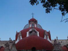 Cúpulas de el Ex Convento del Carmen