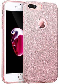 iPhone 7 Plus Case, Eraglow iPhone 7 Plus Back Cover Sparkle Shinning Protective #Eraglow