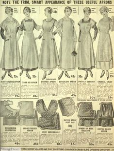 Victorian Aprons, Victorian Maid, Victorian Women, Victorian Fashion, Pinafore Pattern, Pinafore Apron, French Maid Fancy Dress, Small Sewing Projects, Linen Apron