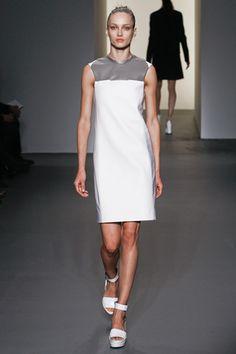 Fall 2011 Ready-to-Wear Calvin Klein Collection