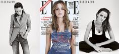 Emma Watson: Feminism issue cover star | Fashion, Trends, Beauty Tips & Celebrity Style Magazine | ELLE UK