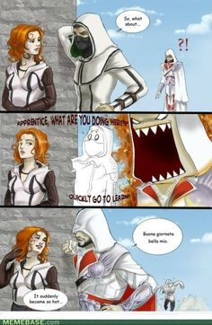 Assassins Creed Funny